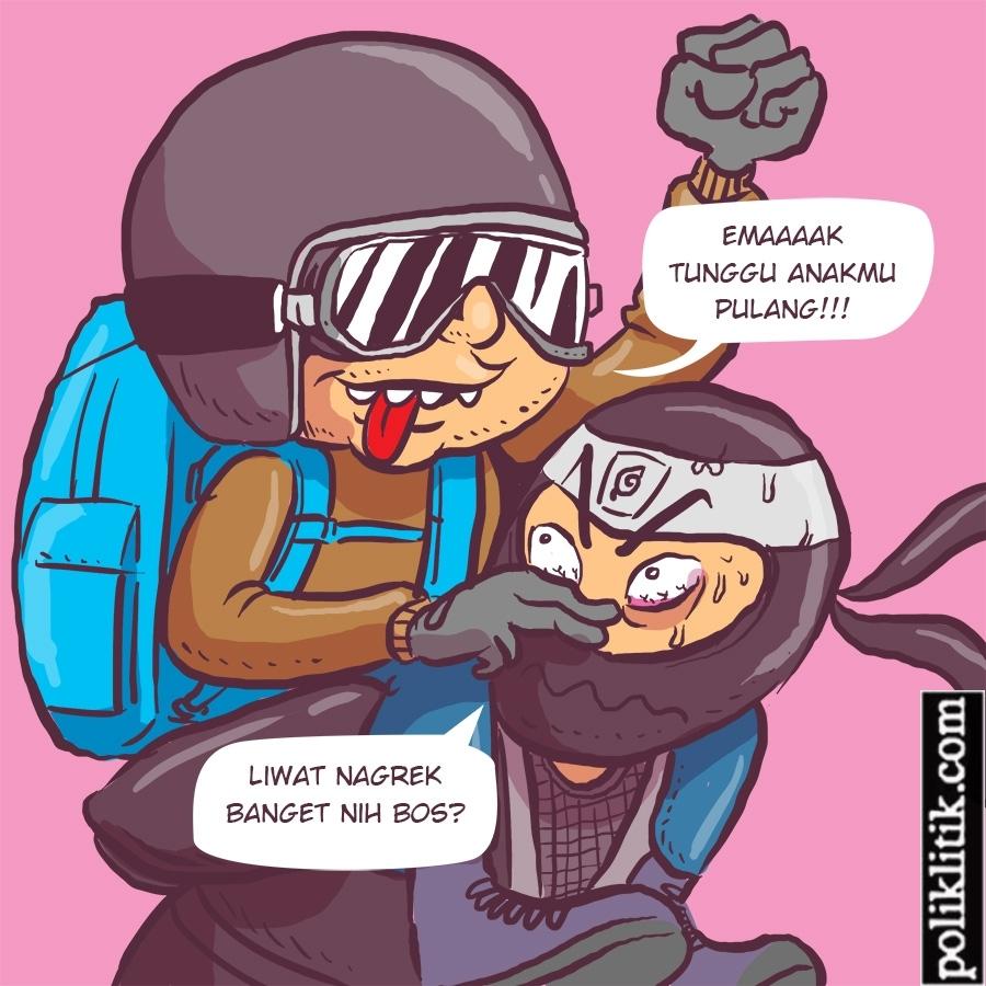 Naik Ninja