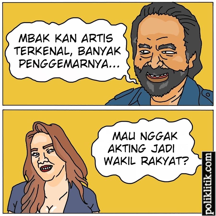Caleg Artis