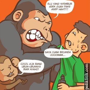 Lawan Monyet