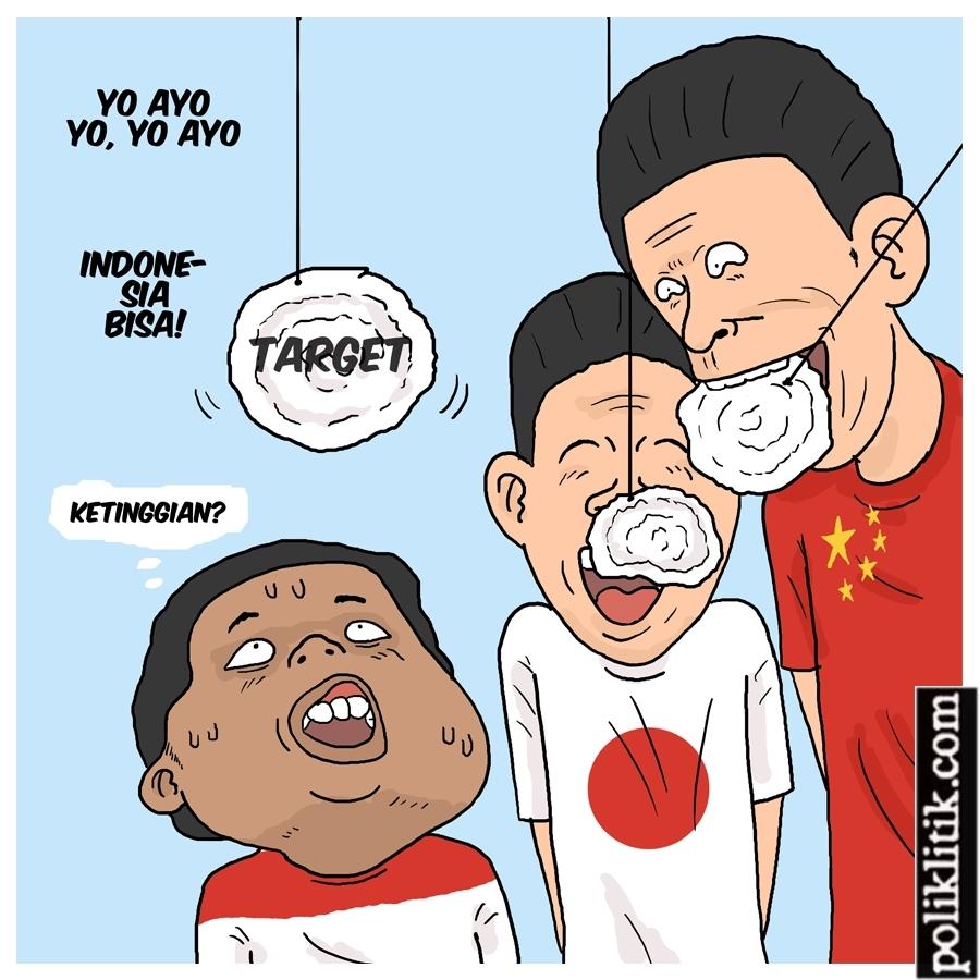 Target Asian Games
