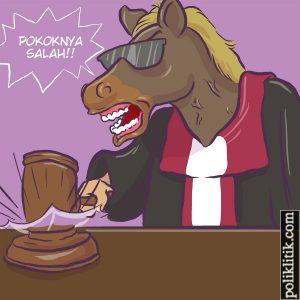 Kacamata Kuda