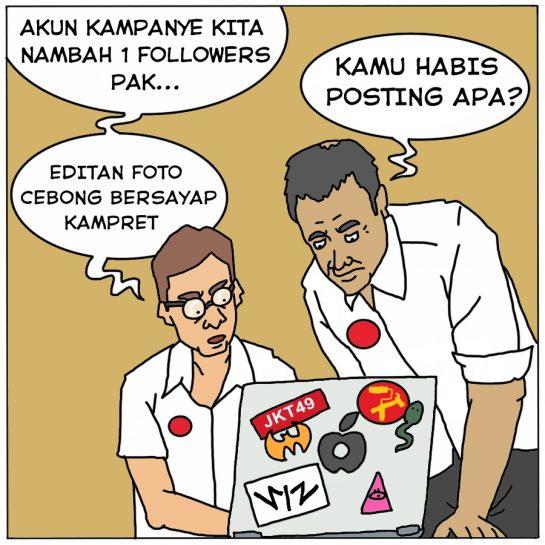 Kampanye Medsos