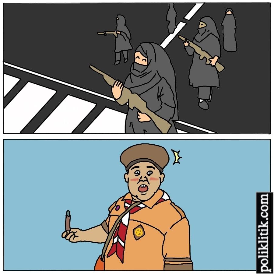 Pawai Bersenjata