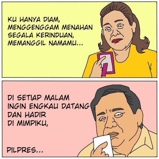 Pilpres Bikin Kangen