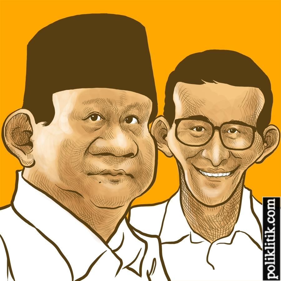 Prabowo Memilih Sandiaga