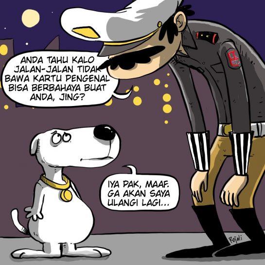 KTP Anjing