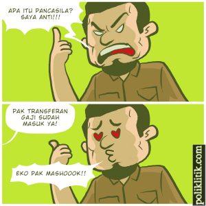 PNS Anti Pancasila