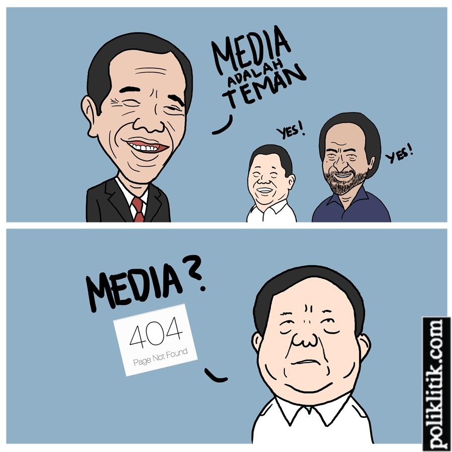 Media Adalah Teman