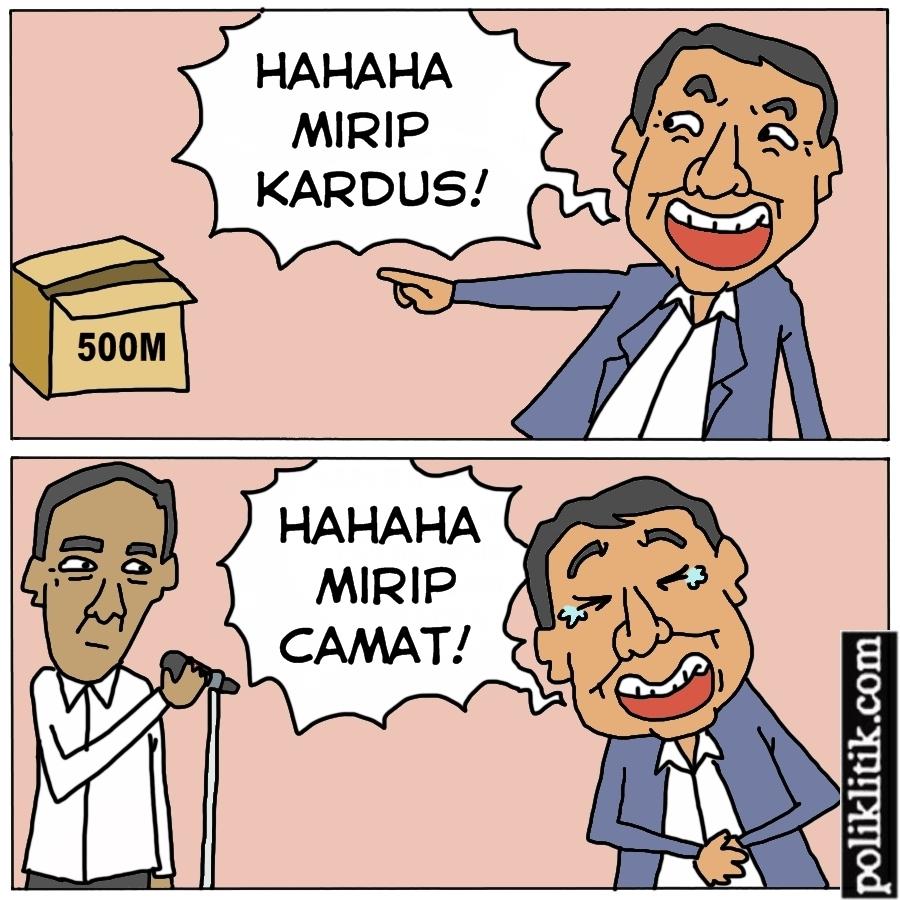 Mirip Camat
