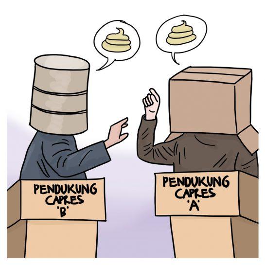 PENDUKUNG CAPRES