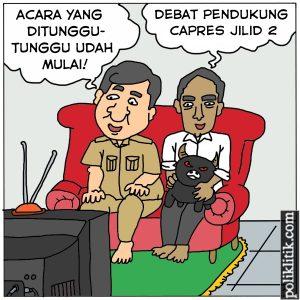 Debat Pendukung