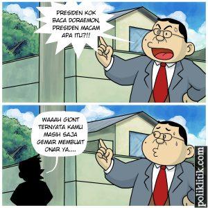 Doraemon Tidak Berfaedah
