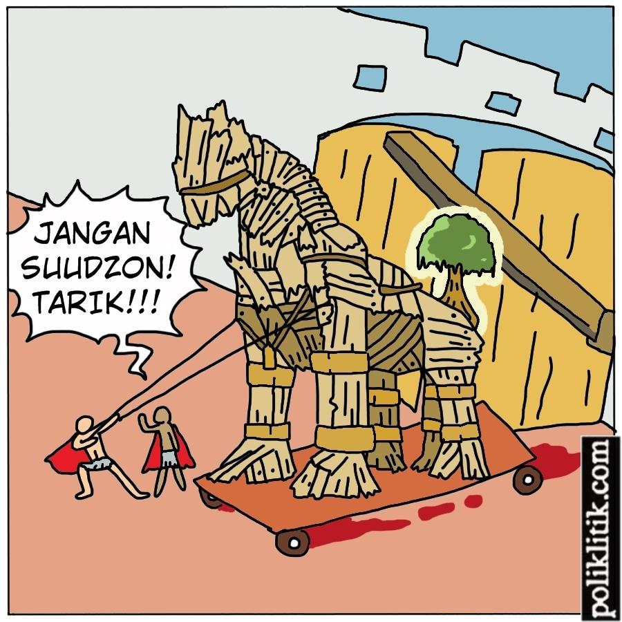 Kuda Troya