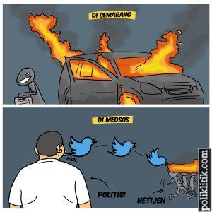 Pembakaran Kendaraan