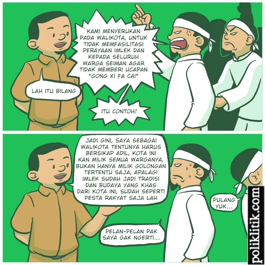 Toleransi Dalam Imlek