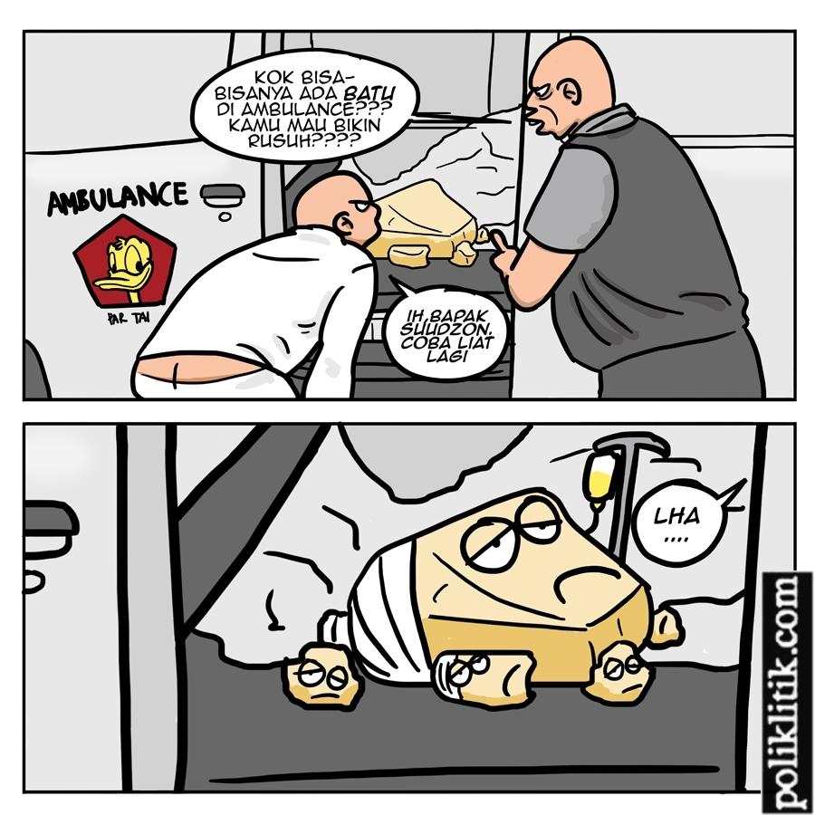 Misteri Ambulans