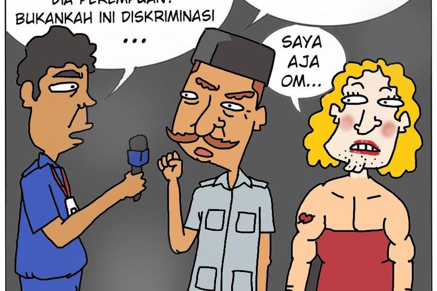 Diskriminasi Gender