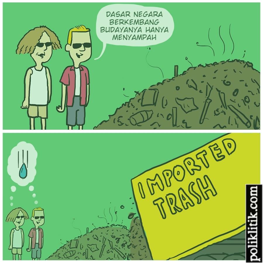 Sampah Impor