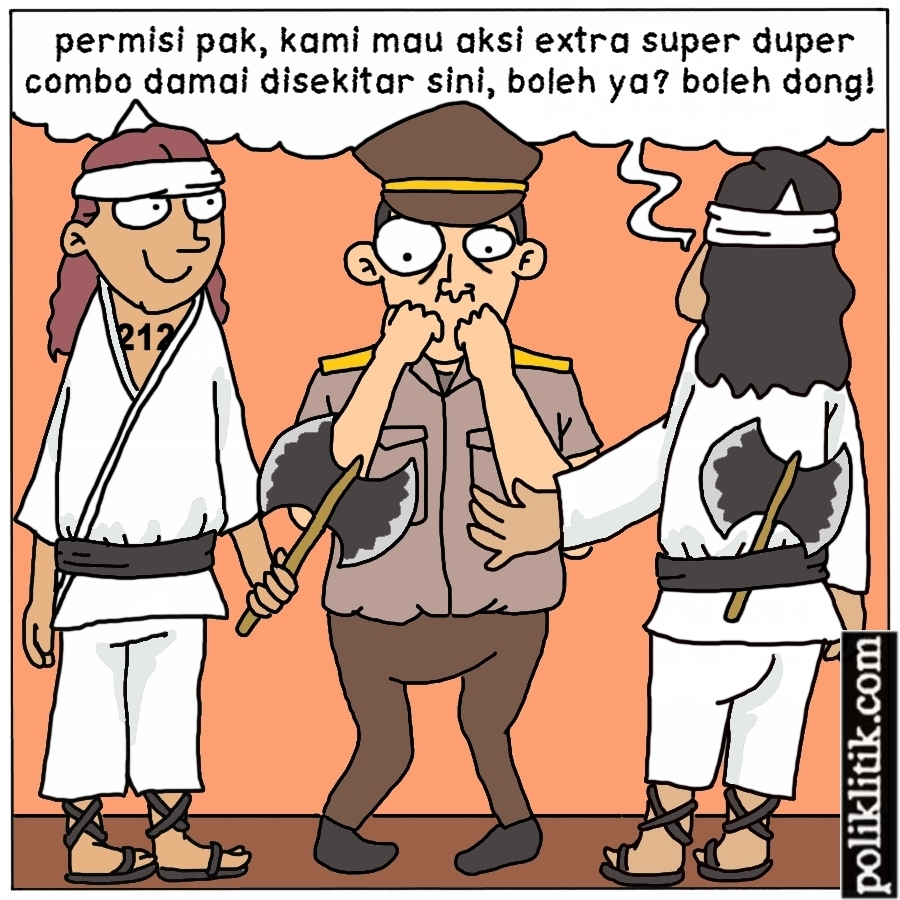 Aksi Super Damai