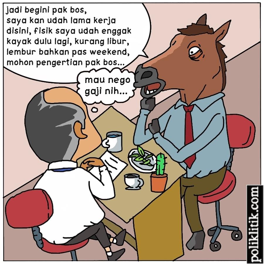 Kuda Pingsan