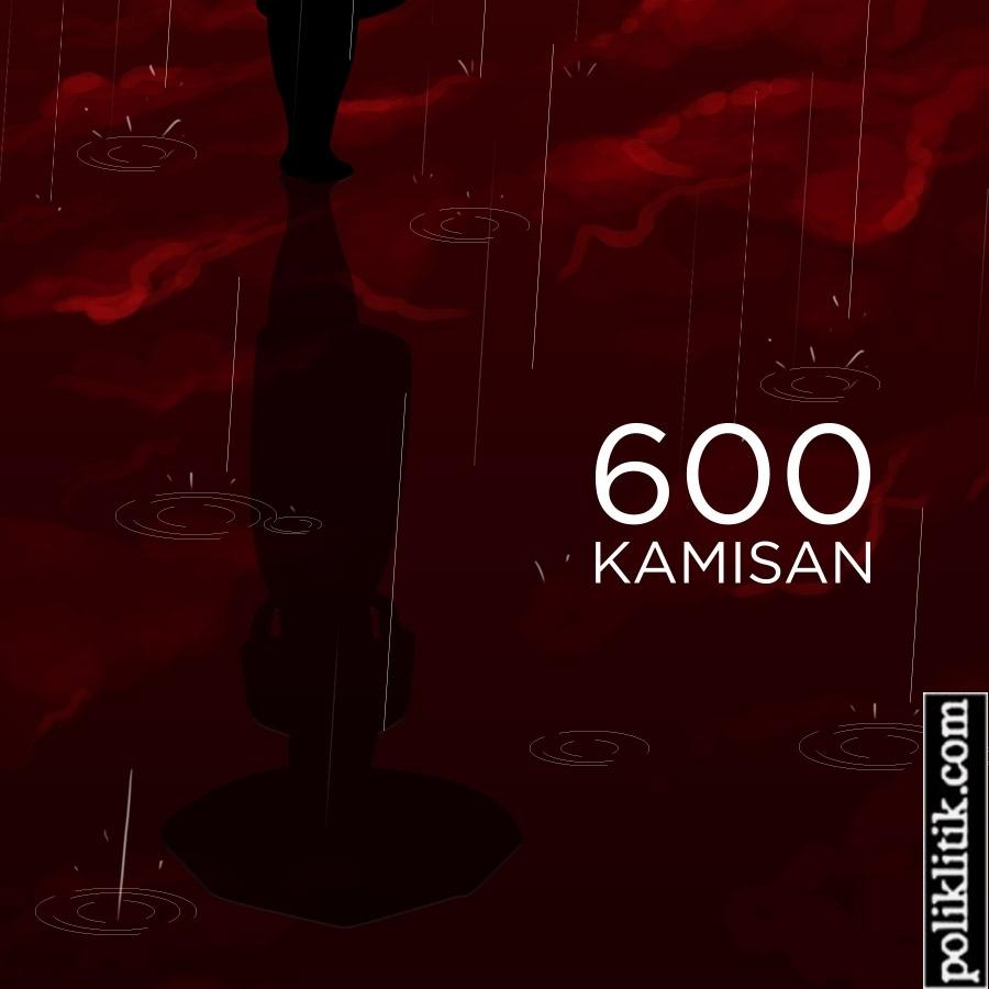 600 Kamisan