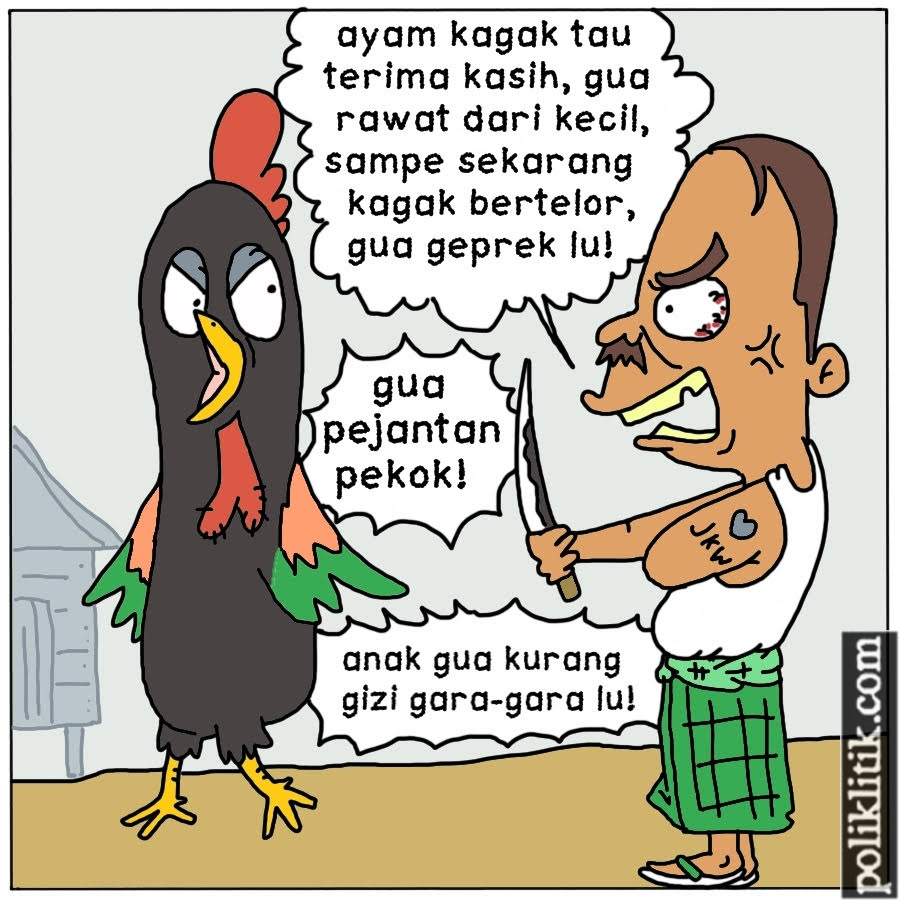 Pelihara Ayam