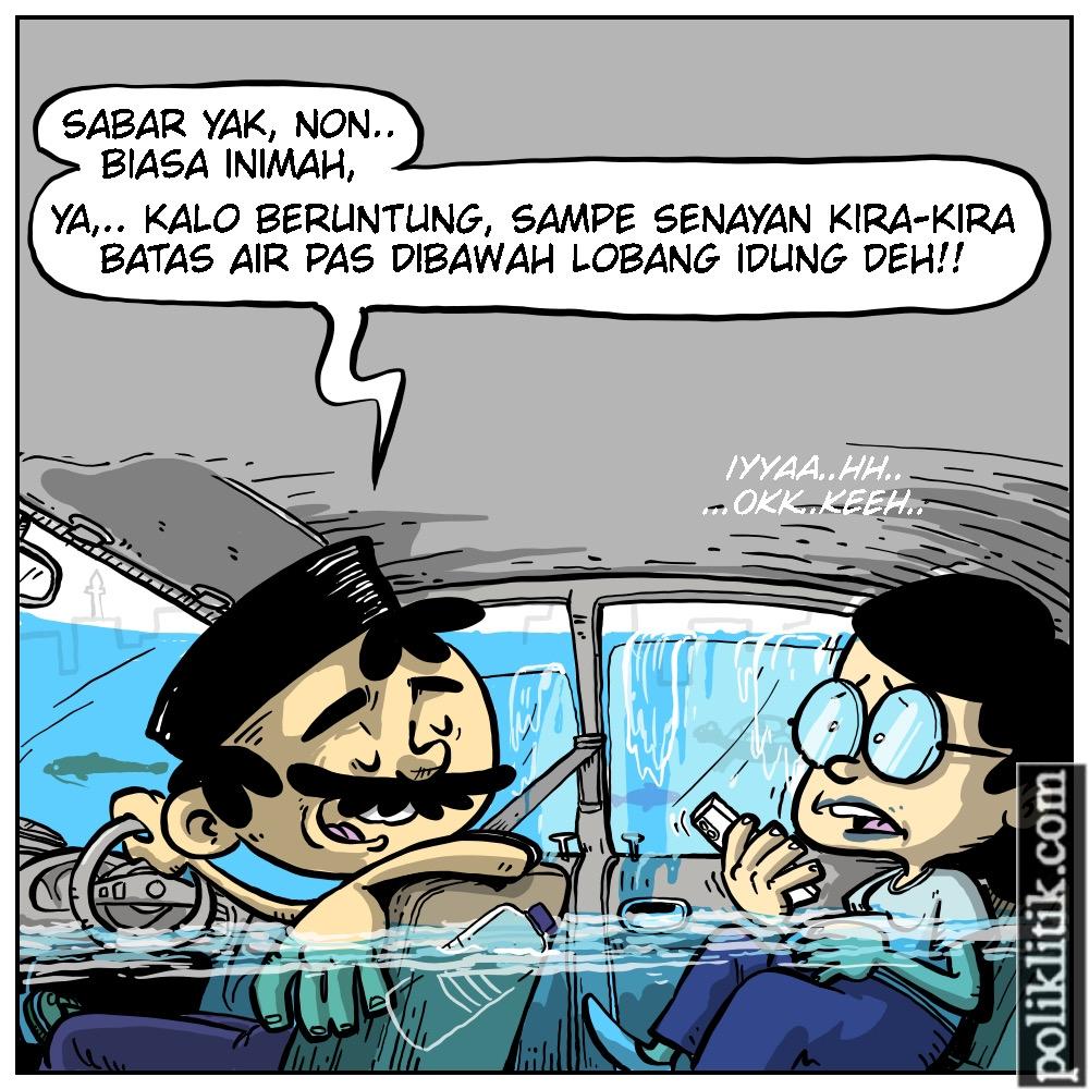 Banjir Melulu – Poliklitik
