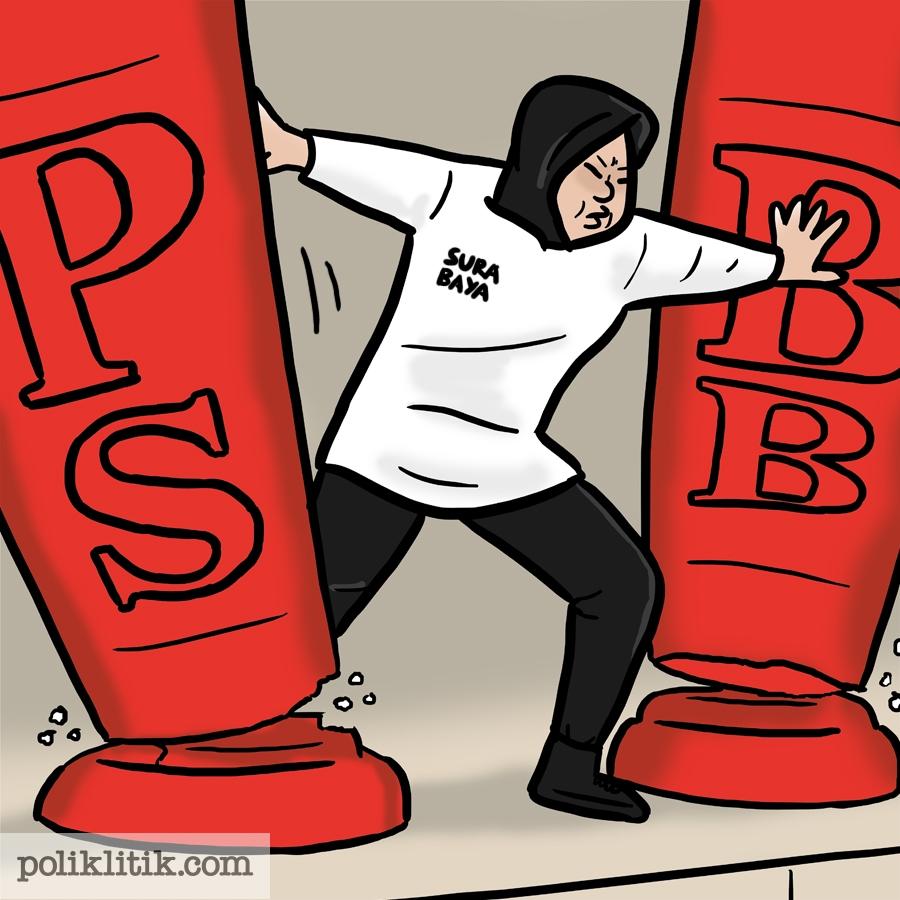 PSBB Surabaya Berakhir