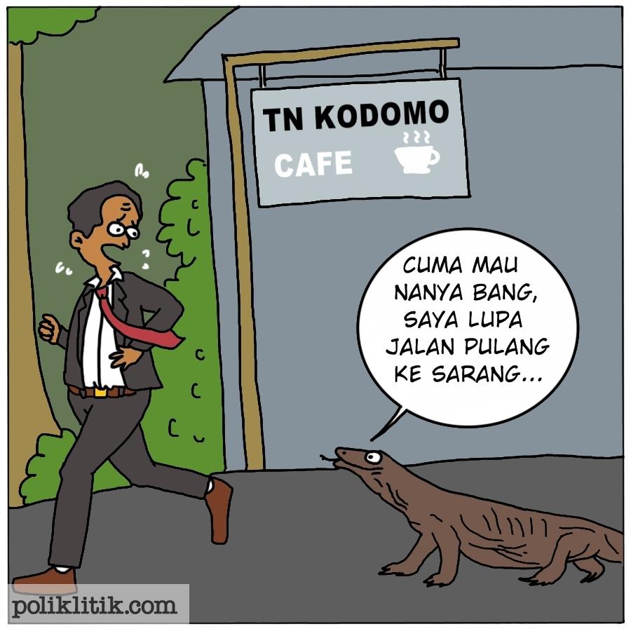 Polemik Komodo