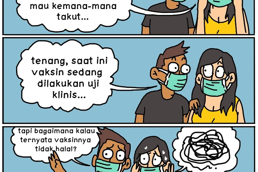 Vaksin Halal?