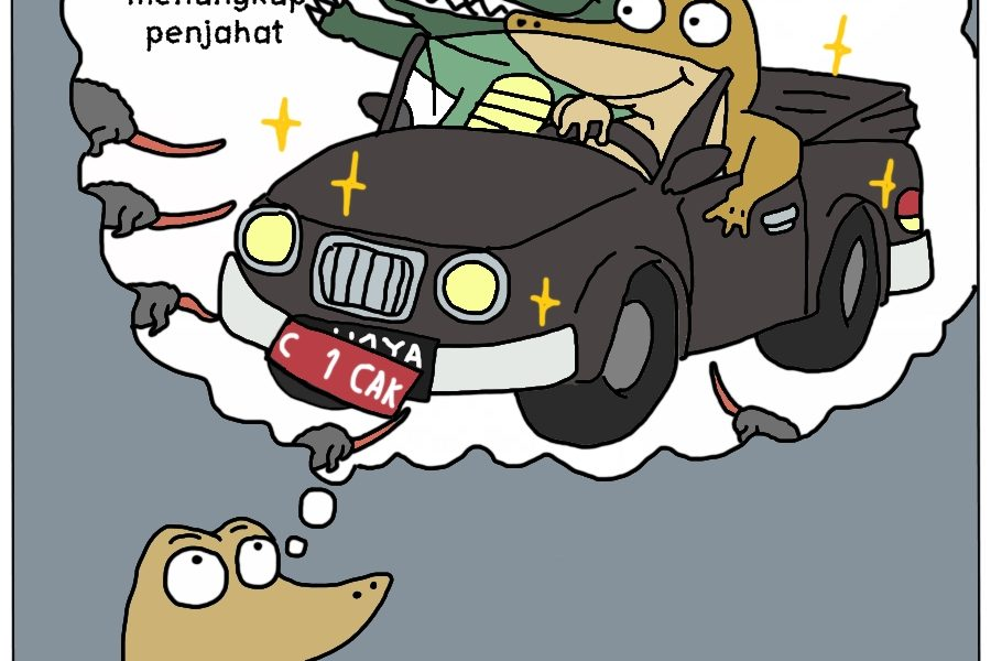 Mobil Mewah Para Buaya
