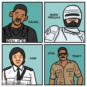 All Cops Are the Best (Actor)