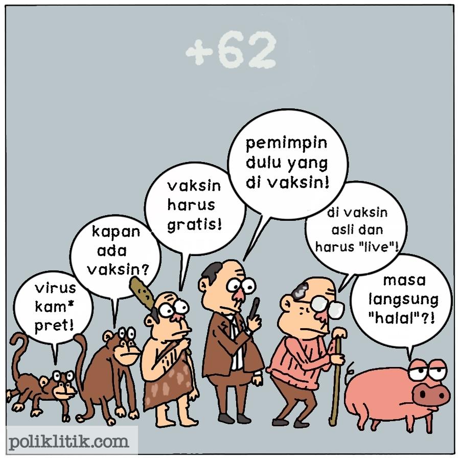 Netizen dan Vaksin