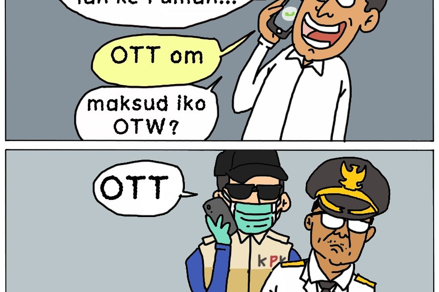 OTT Lagi Dong!!