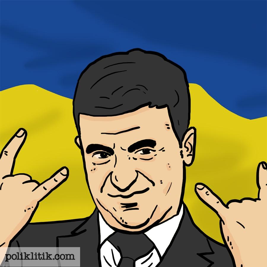 Presiden dari Panggung Komedi