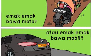 The Power of Emak-emak Pejabat