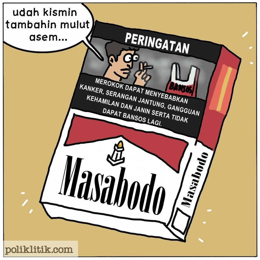Bansos (Anti Rokok)