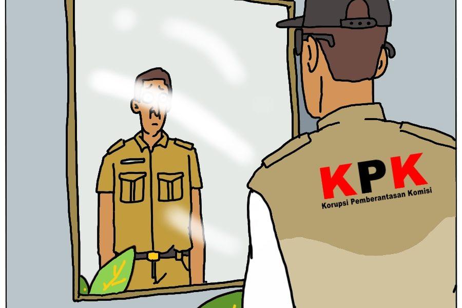 Pegawai KPK Jadi ASN
