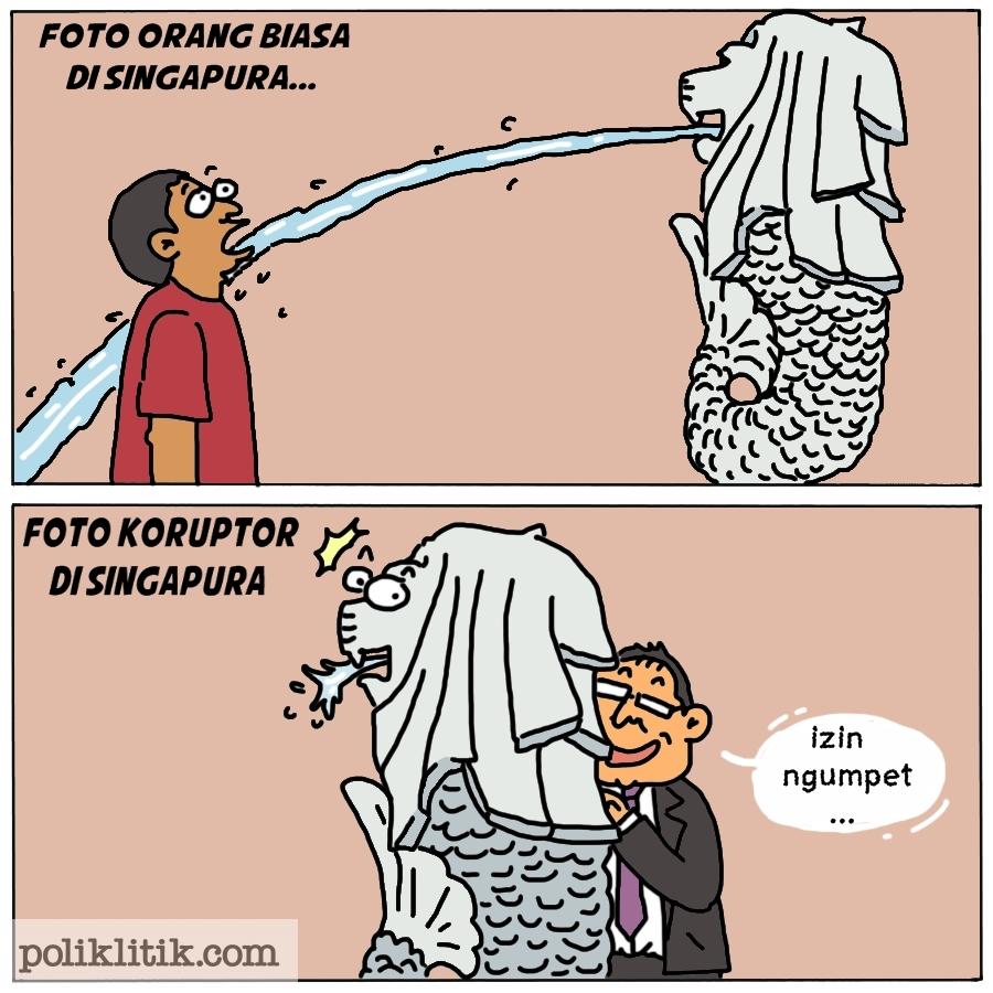 Surga Para Koruptor