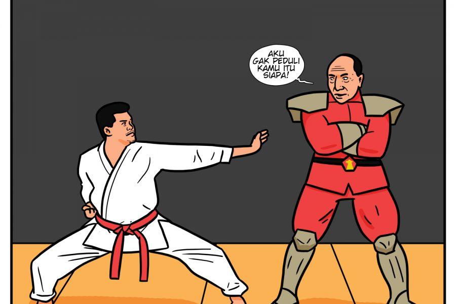 Bobby vs Gubsu Edy