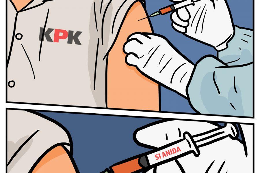 KPK Is Dead