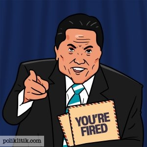 Erick Thohir You're Fired