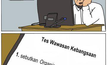 Soal Tes KPK