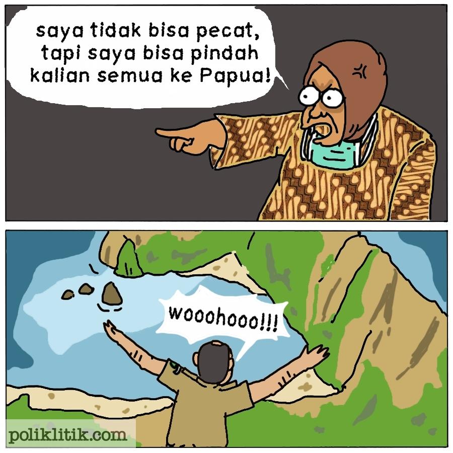 Kenapa Papua?
